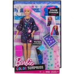 Barbie - Papusa Color Change