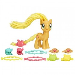 Figurina Hasbro My Little Pony Coafuri de Gala - Applejack