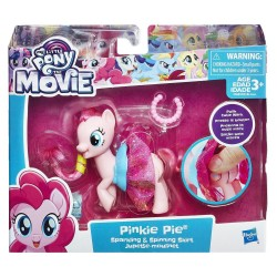 Figurina Pinkie Pie cu rochita My Little Pony