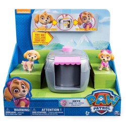 Set de joaca Paw Patrol Pup to Hero Playset - Skye
