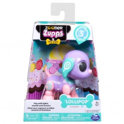 DOG Zoomer Zupps - Caine interactiv - LolliPop